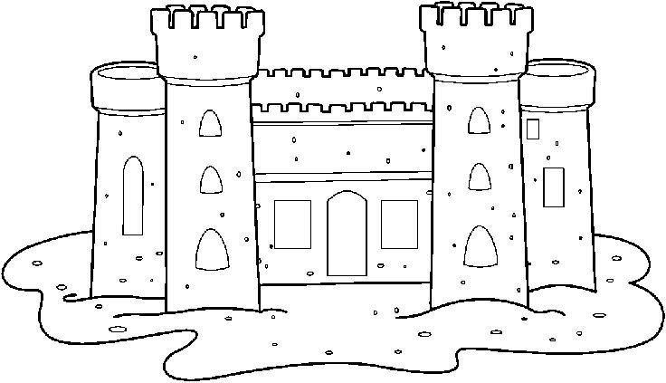 Black and white castle clipart graphic transparent stock Free Castle Black Cliparts, Download Free Clip Art, Free Clip Art on ... graphic transparent stock