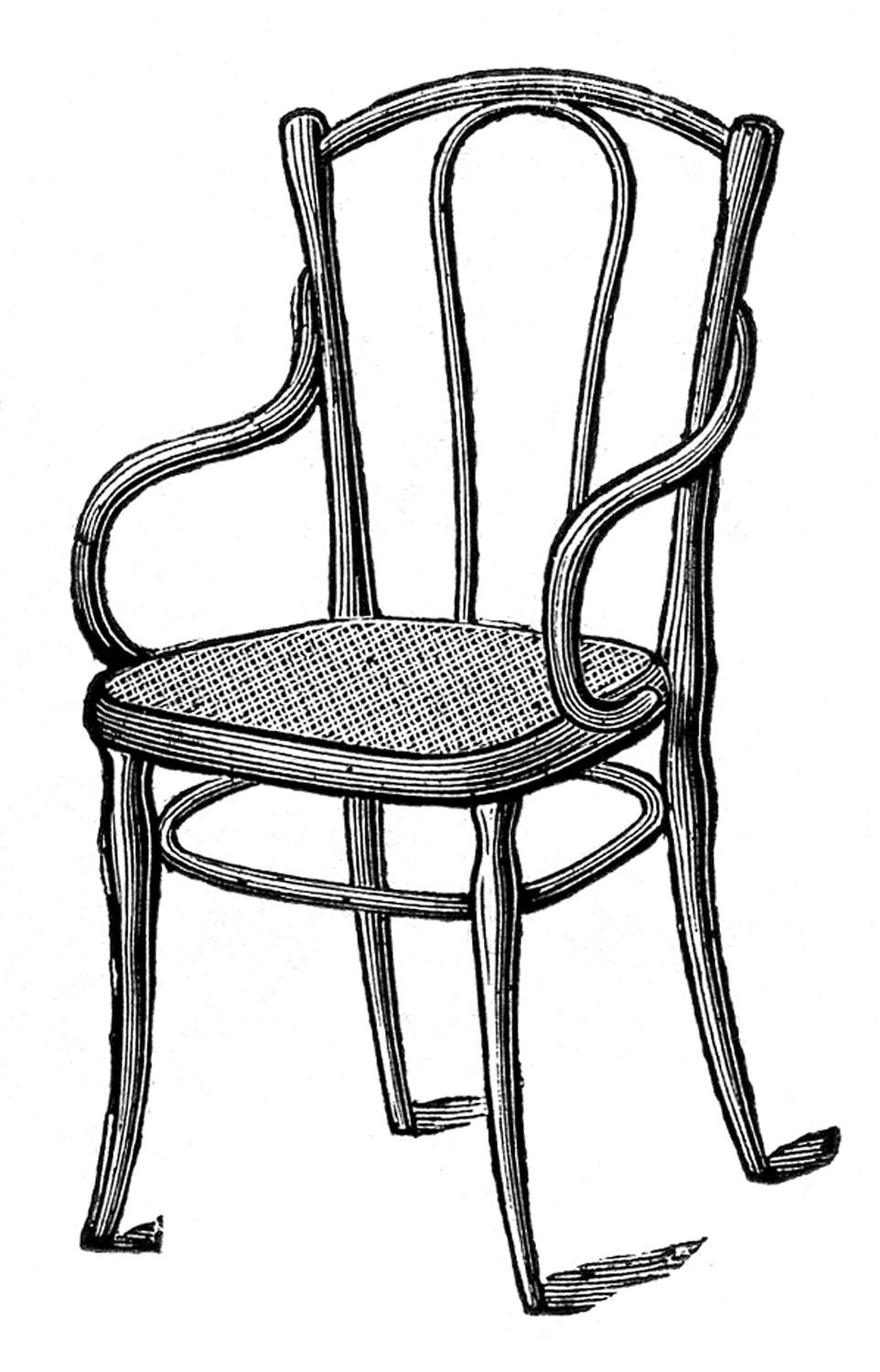 Black and white clipart chair png royalty free stock Chair Clipart - Cliparts.co | VECTORS & BLACK AND WHITE PRINTS ... png royalty free stock