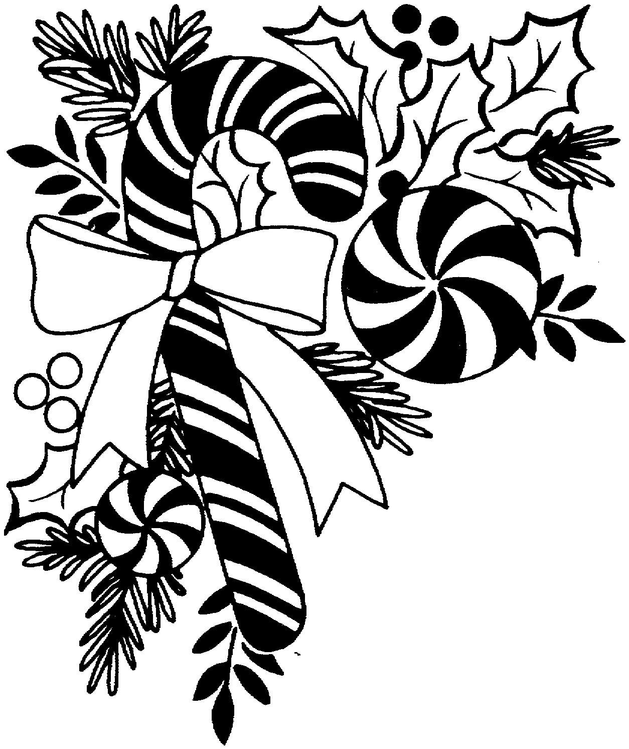 Pin by carolynn coppedge. Free christmas clipart pictures black and white