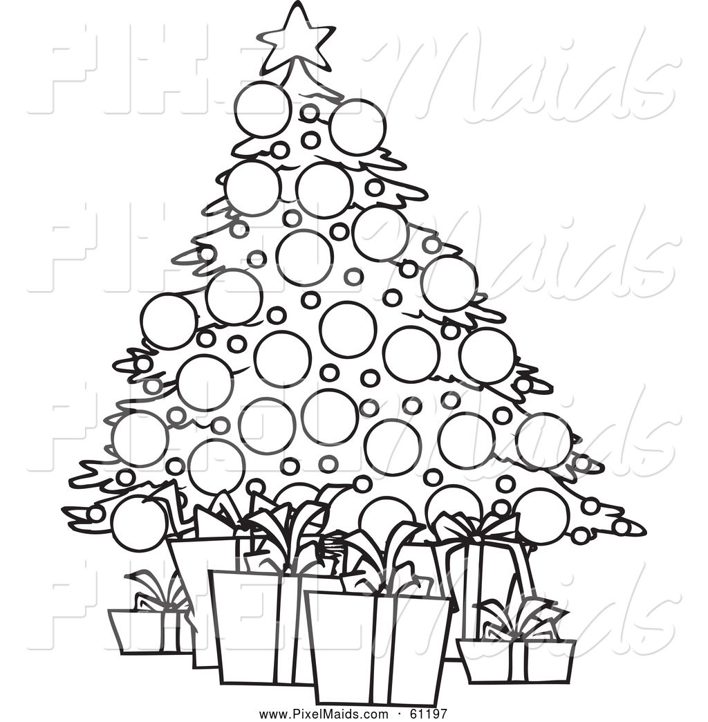 Black and white christmas images clipart vector library library Free Black & White Christmas Clip Art Images | School Clipart ... vector library library