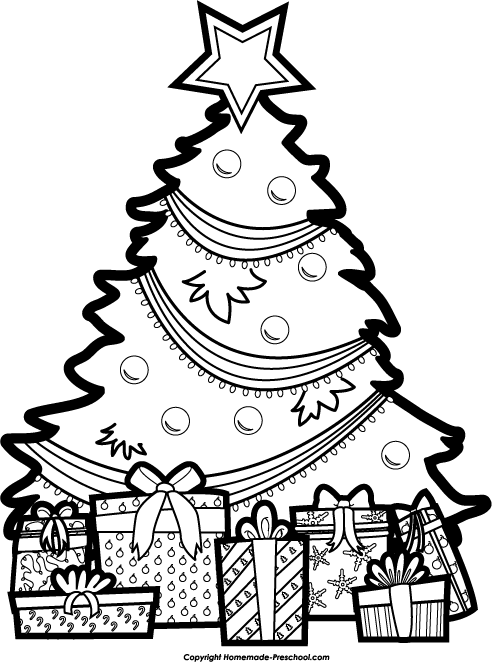 Black and white christmas images clipart image black and white Christmas black and white tree black and white christmas clipart ... image black and white