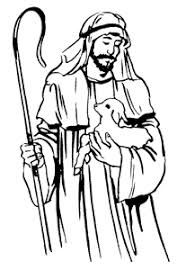 Black and white church young shephard lds clipart image free download Image result for good shepherd | junior church | Jesus lamb ... image free download