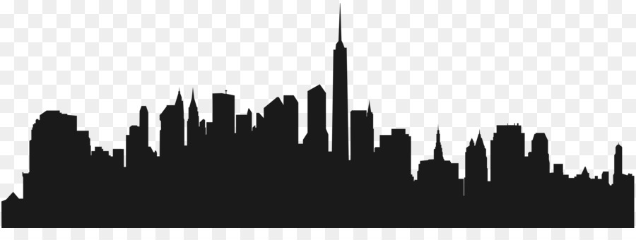 Clipart of new york city skyline