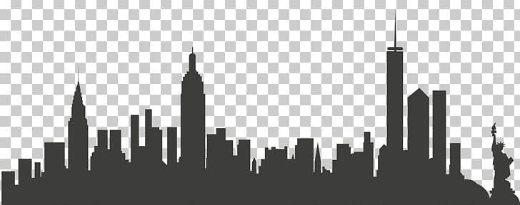 New york city skyline clipart jpg royalty free New York City Skyline PNG, Clipart, Animals, Art, Black And White ... jpg royalty free