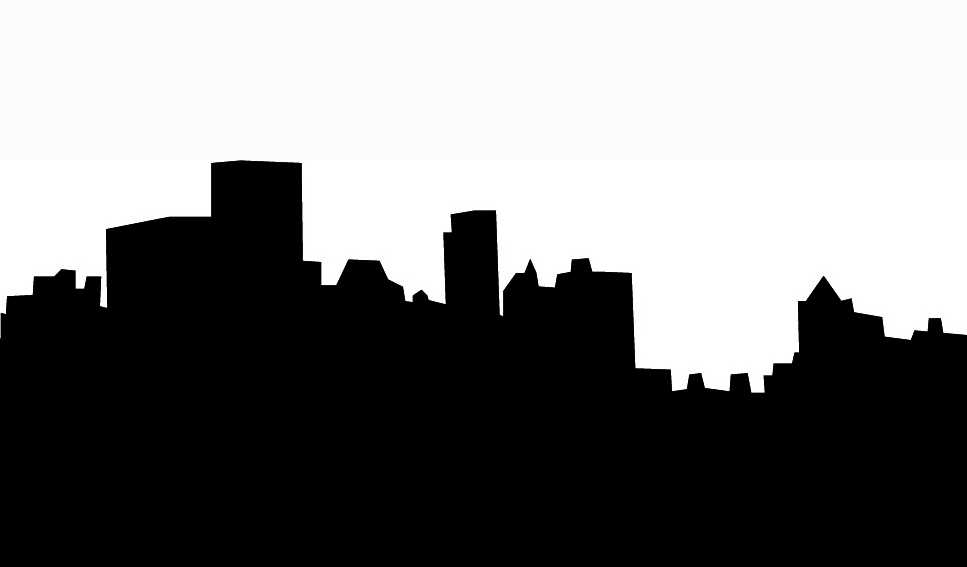 Black and white city skyline clipart clip art freeuse City Clipart Black And White   Free download best City Clipart Black ... clip art freeuse