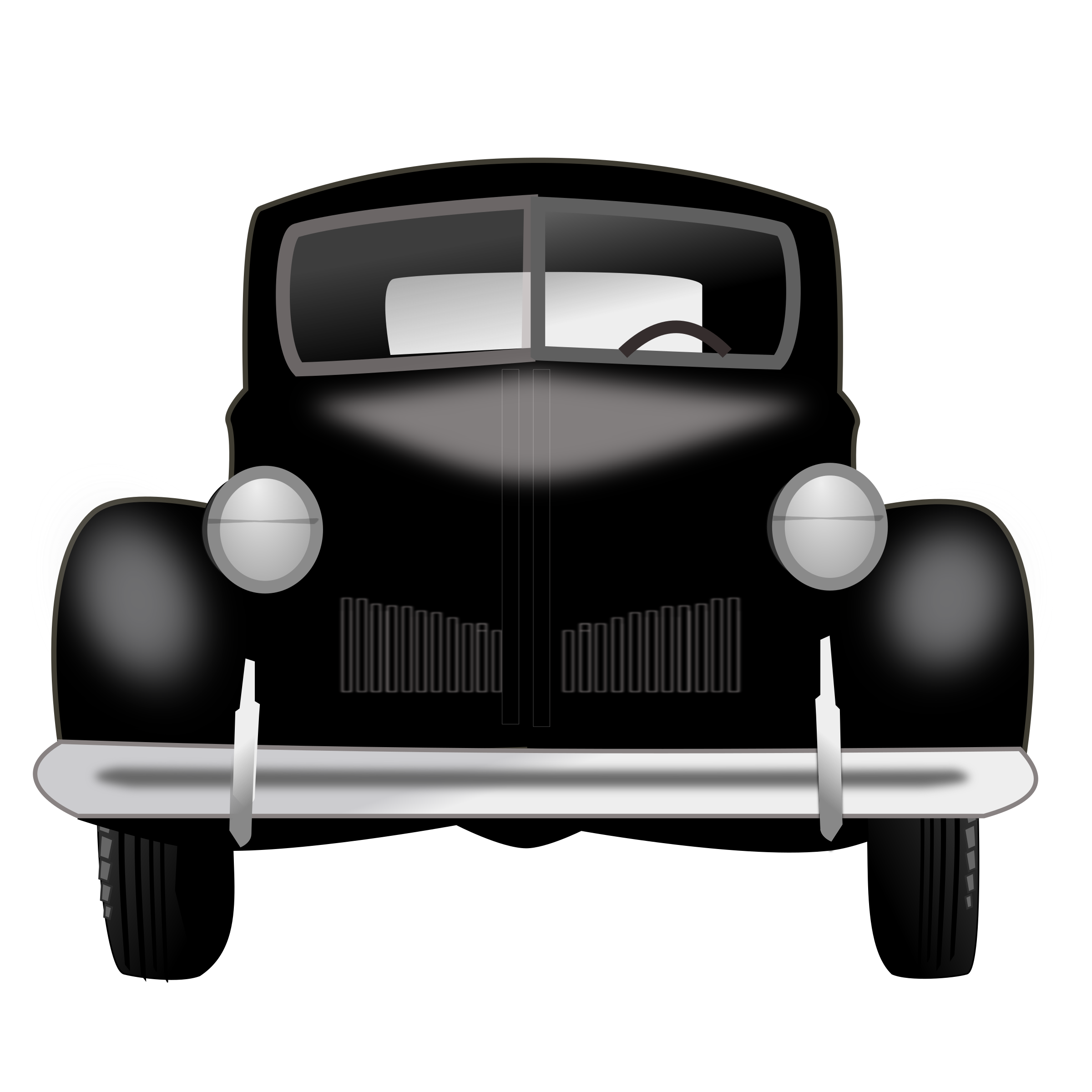 Vintage car clipart vector vector freeuse library Clipart - classic-car-3 vector freeuse library