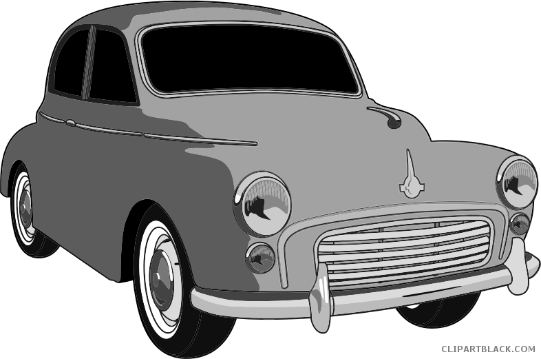 Free classic car clipart black and white library Classic Car Clipart - ClipartBlack.com black and white library