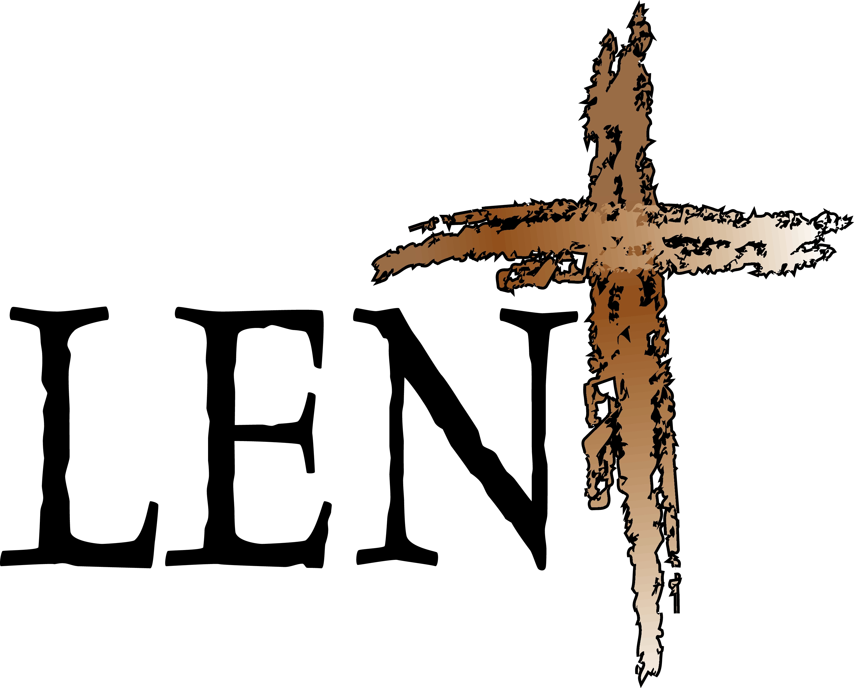Clipart for the first sunday of lent vector black and white download Lent Clipart Group with 43+ items vector black and white download