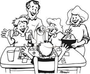 Black and white clipart activities clip art free Family activities clipart black and white 4 » Clipart Portal clip art free