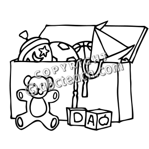 Toy Box Clipart | Free download best Toy Box Clipart on ClipArtMag.com clipart royalty free download
