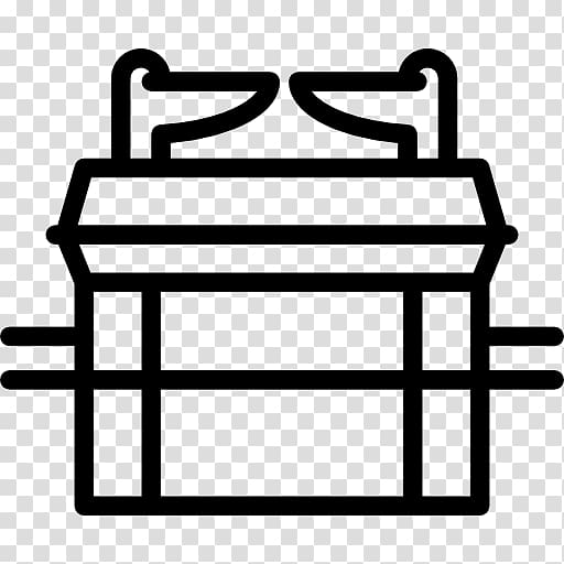 Black and white clipart ark of the covenant black and white Ark of the Covenant Computer Icons Judaism, ark transparent ... black and white