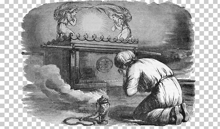 Black and white clipart ark of the covenant png transparent download Bible Mercy Seat Ark Of The Covenant Cherub Tabernacle PNG, Clipart ... png transparent download