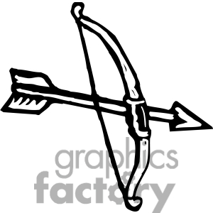 Black and white clipart arrow image free stock Black and white arrow clip art - ClipartFest image free stock