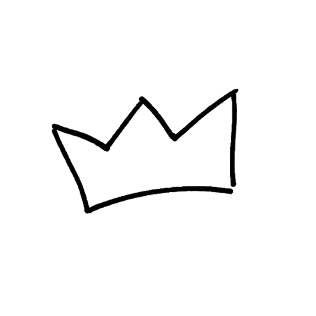 Black and white crown clipart queen clipart freeuse download crown black aesthetic queen king selfie cute pretty tum... clipart freeuse download