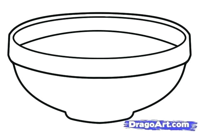 Black and white clipart bee bowl of fruit vector transparent stock Collection of Fish bowl clipart | Free download best Fish bowl ... vector transparent stock