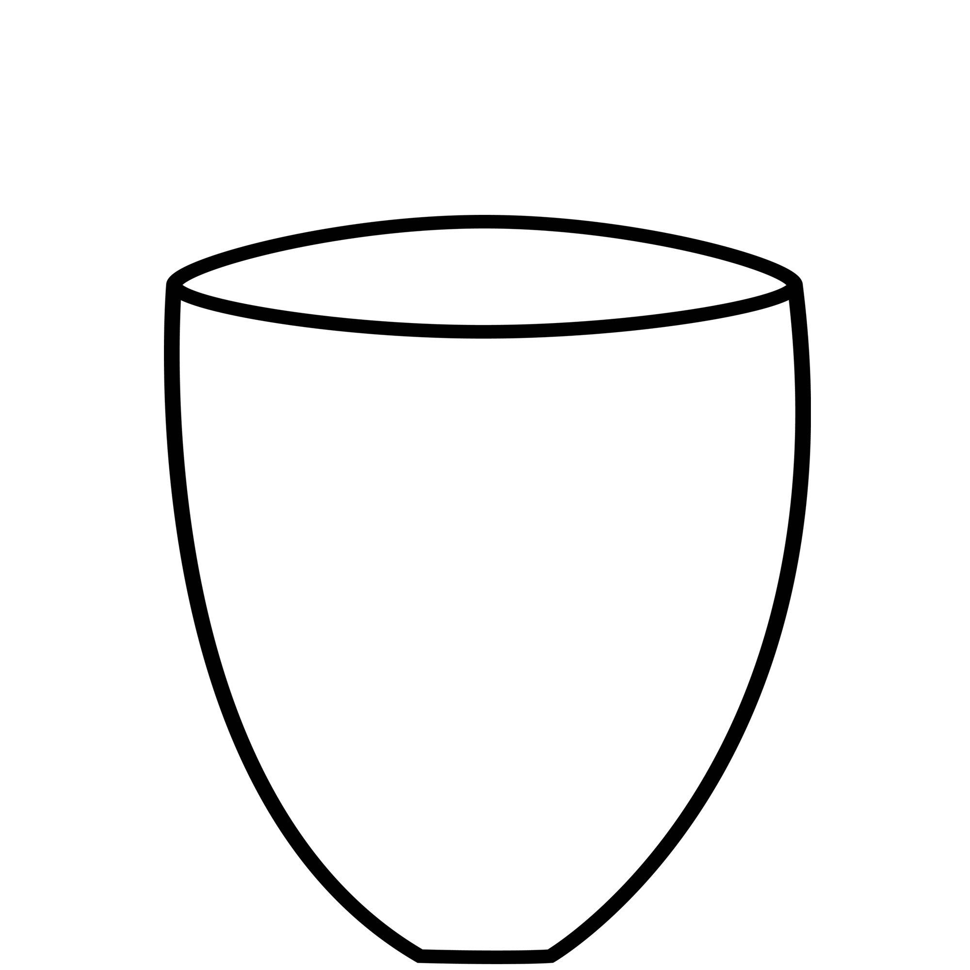 Black and white clipart bee bowl of fruit image free stock Custom :: Medium Bee Bowl image free stock