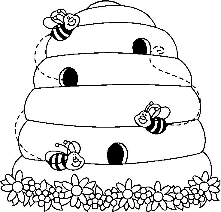 Black and white clipart beehive vector black and white Use the form below to delete this Bee Hive Clip Art Black And White ... vector black and white