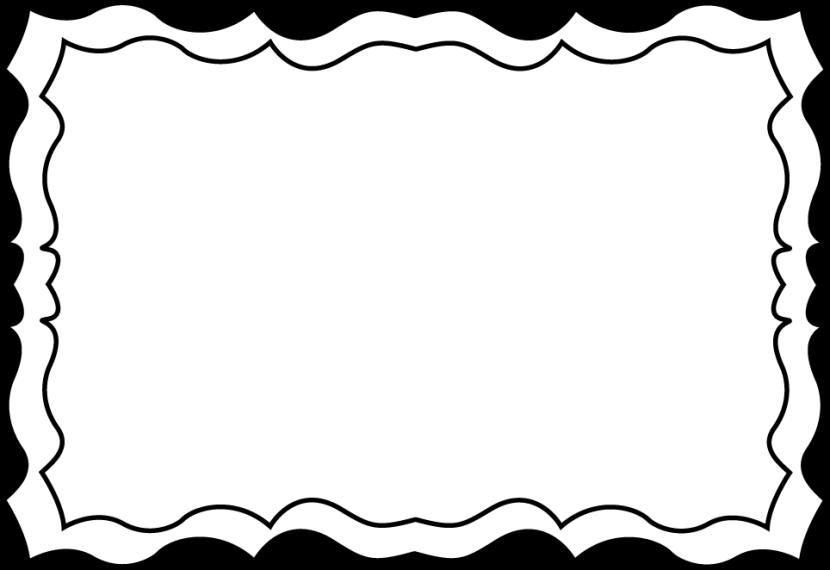 Black and white clipart border clip Border Black And White | Free download best Border Black And White ... clip
