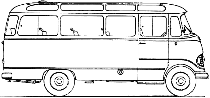 Clipart of a bus black and white vector freeuse library Clipart bus black and white 2 » Clipart Portal vector freeuse library