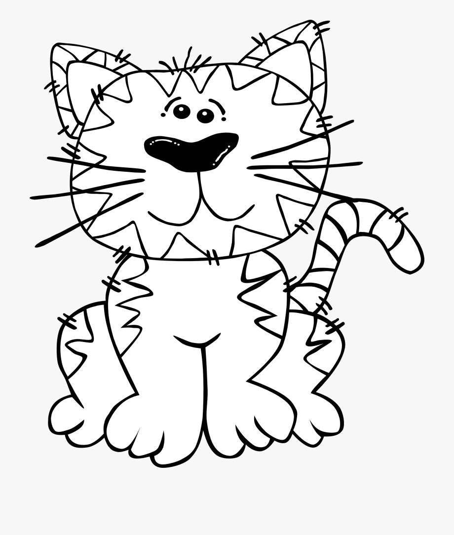 Cat in snow clipart black and white image library Dog Black And White Dog And Cat Clipart Black White - Cartoon Cat ... image library