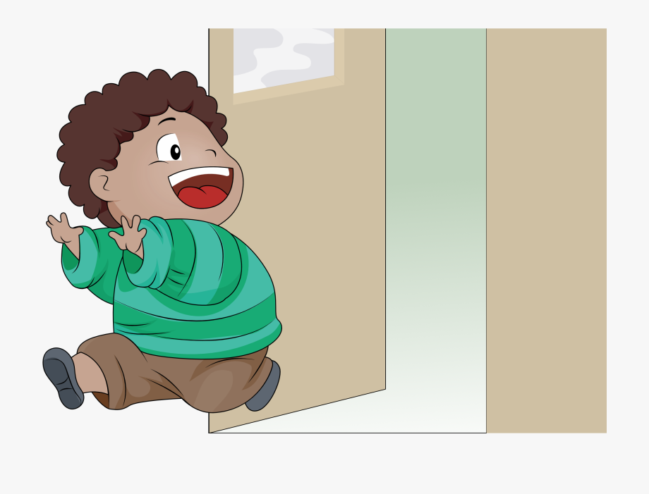 Black and white clipart child running outside png freeuse library Clip Black And White Kids Running Outside Clipart - Running Out Of ... png freeuse library