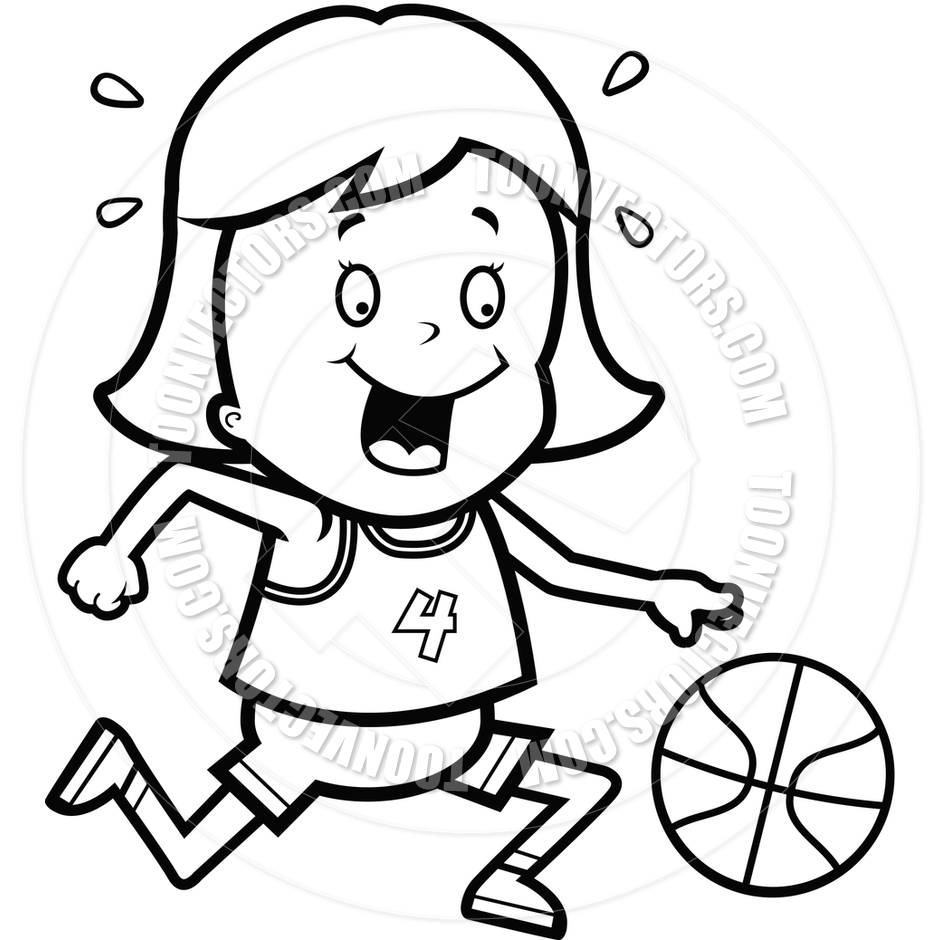 Black and white clipart child running outside clip art library Children Playing Clipart Black And White | Clipart Panda - Free ... clip art library