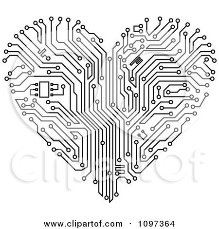 Black and white clipart circuit graphic library library Clipart Black And White | Clipart Panda - Free Clipart Images graphic library library