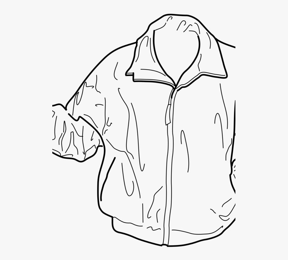Child in jacket clipart black and white image library Jacket Winter Clothing Coat White - Jacket Clipart Black And White ... image library