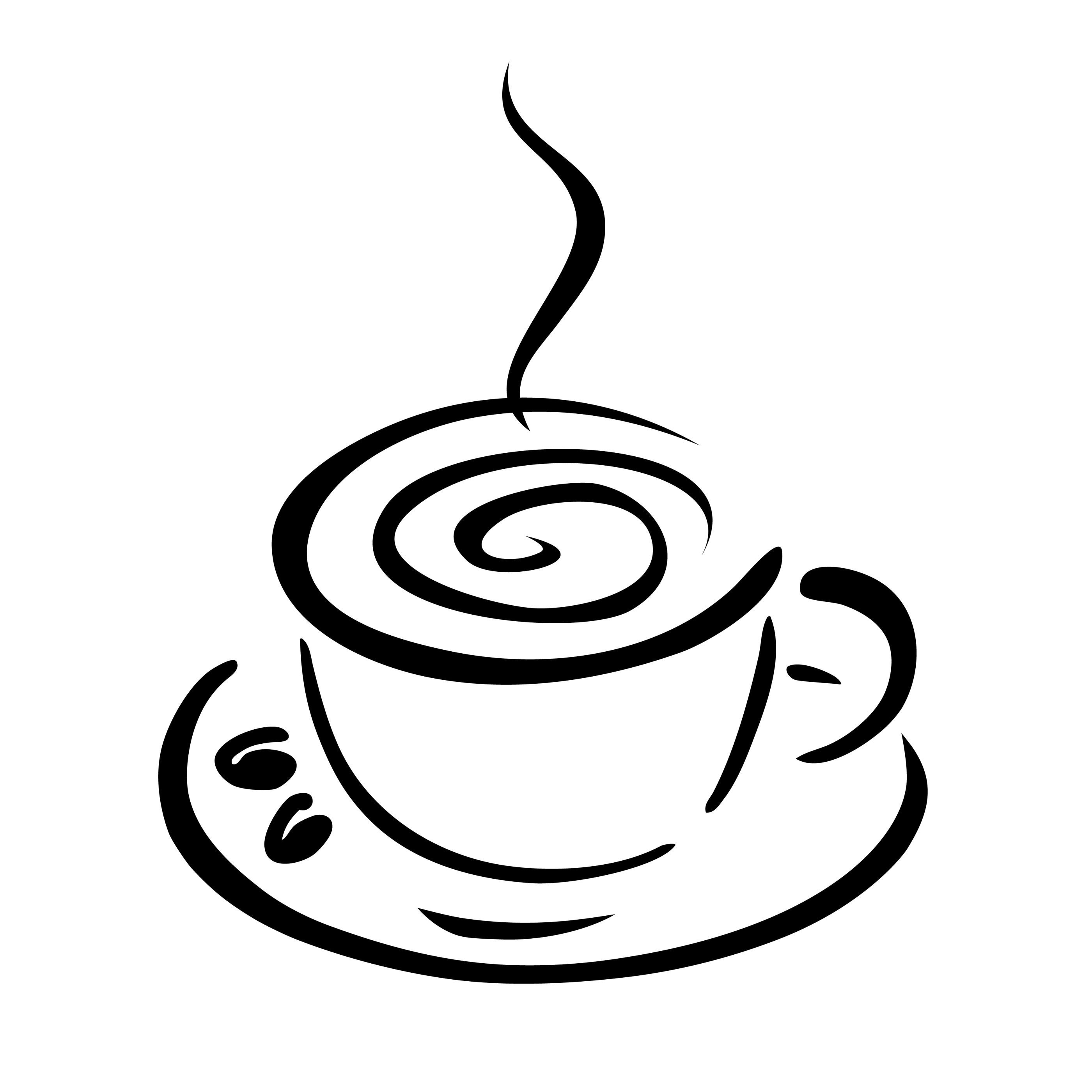 Black and white clipart coffee png transparent download Great Advice For Your Next Coffee Search | Coffee Recipes | Coffee ... png transparent download