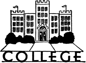 Black and white clipart college clipart free College Best Clip Art Photos Free Vector Images Graphics Png - AZPng clipart free