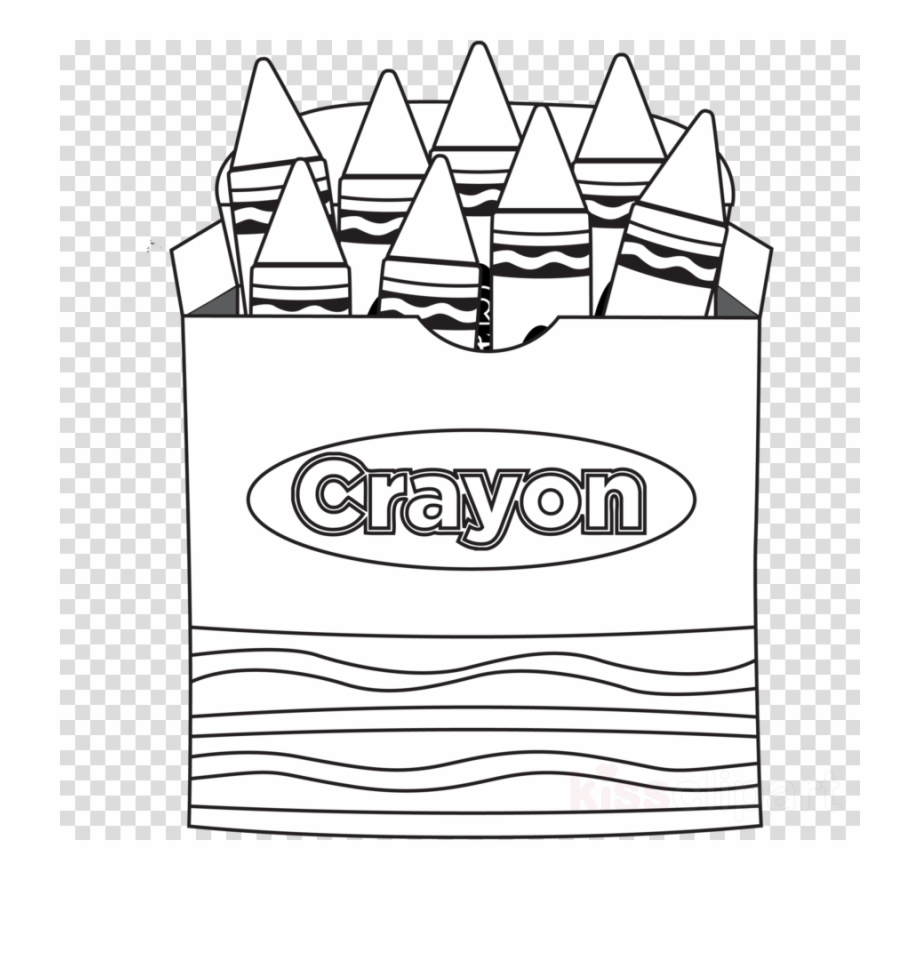 Pencil and crayons clipart in black and white image freeuse download Crayon Clipart Crayon Coloring Book Clip Art - Color Pencils Clipart ... image freeuse download