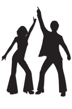 Black and white clipart dancing through the decades image free library Dancing Through The Decades Clipart image free library