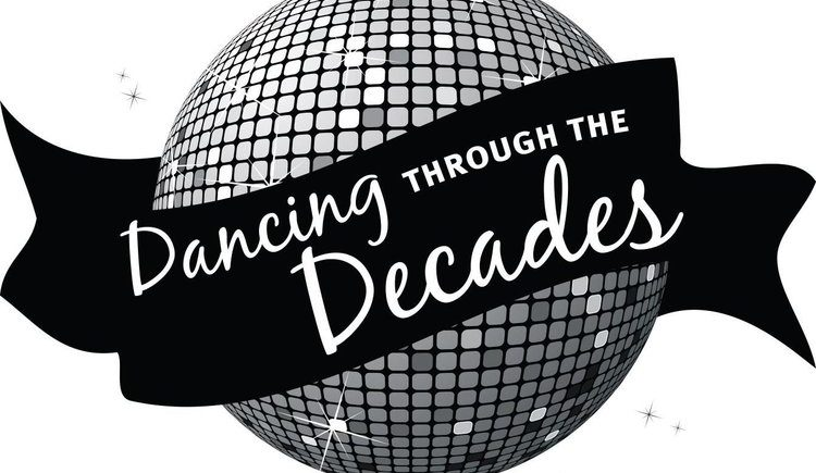Black and white clipart dancing through the decades image free library DJ services for weddings, mitzvah, parties – JJ Ward Events ... image free library
