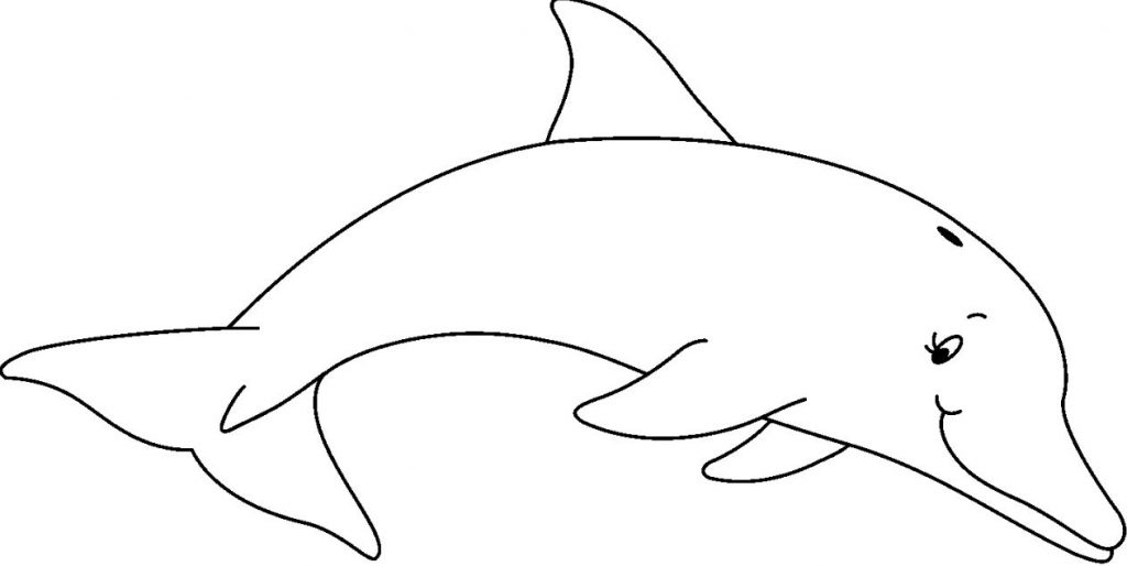 Dolphin black and white clipart jpg library download Dolphin clipart black and white ideas – Gclipart.com jpg library download