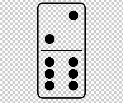 Black and white clipart domino dots svg black and white stock Dominoes PNG - DLPNG.com svg black and white stock