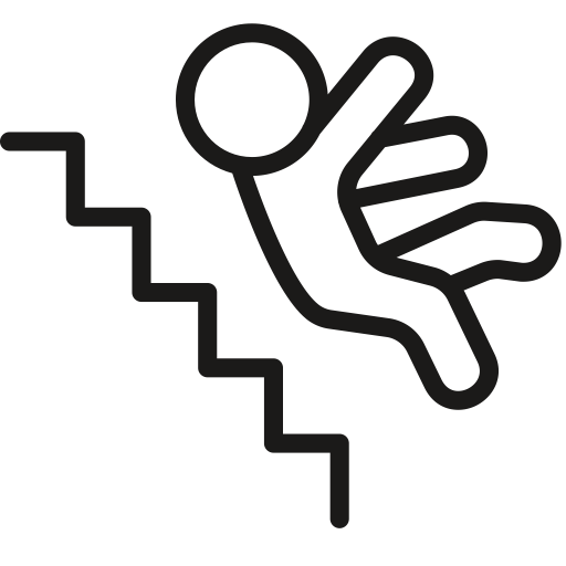 Black and white clipart falling down stairs jpg black and white download PNG Fall Down Transparent Fall Down.PNG Images. | PlusPNG jpg black and white download
