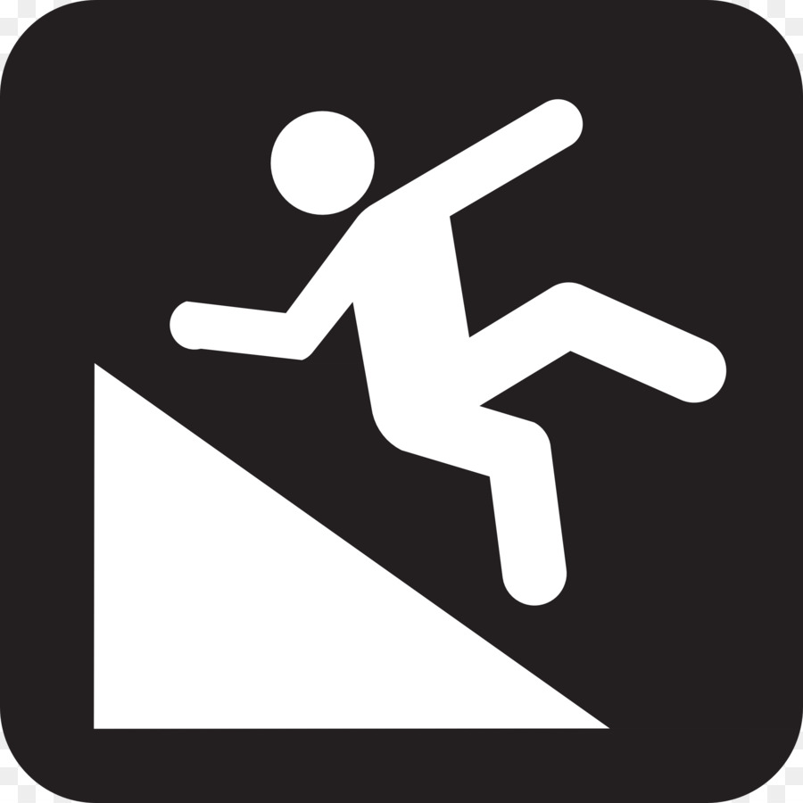 Black and white clipart falling down stairs clip library Falling Down png download - 1920*1920 - Free Transparent Stairs png ... clip library