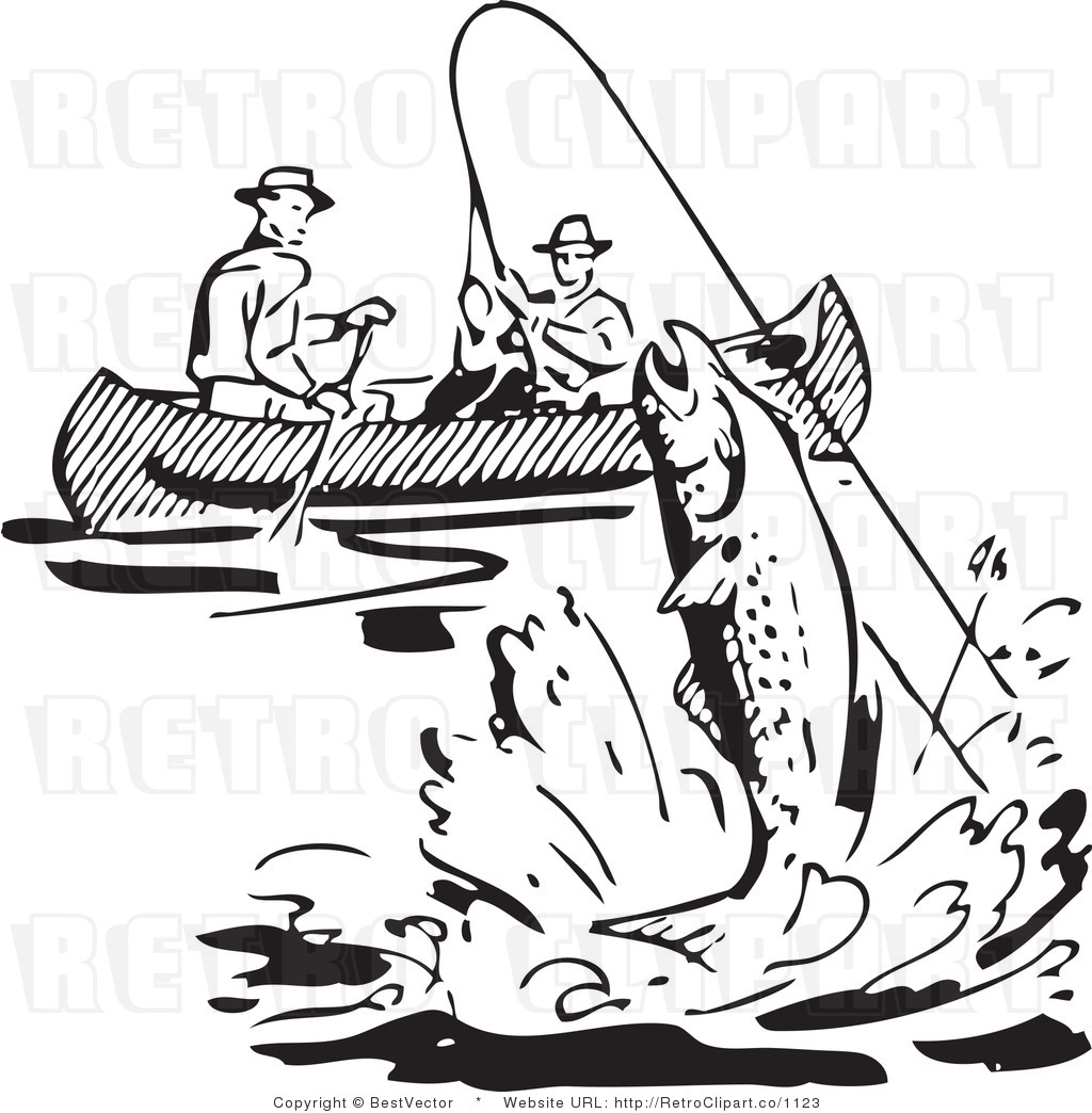 Black and white clipart fisherman picture transparent Fisherman clipart black and white 7 » Clipart Station picture transparent