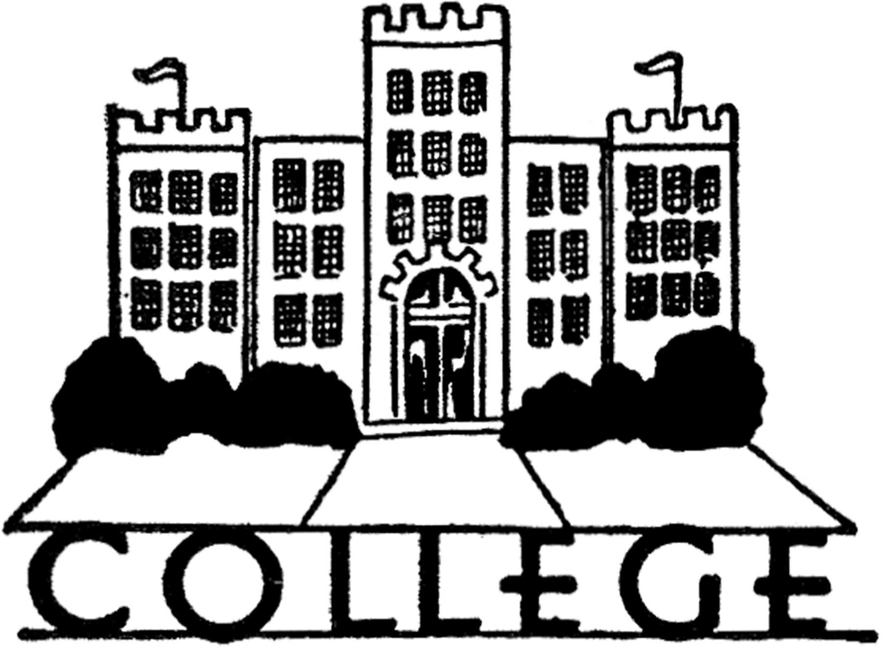Black and white clipart for college students image black and white download You May Be A College Student If...   Features   #HCValdosta ... image black and white download