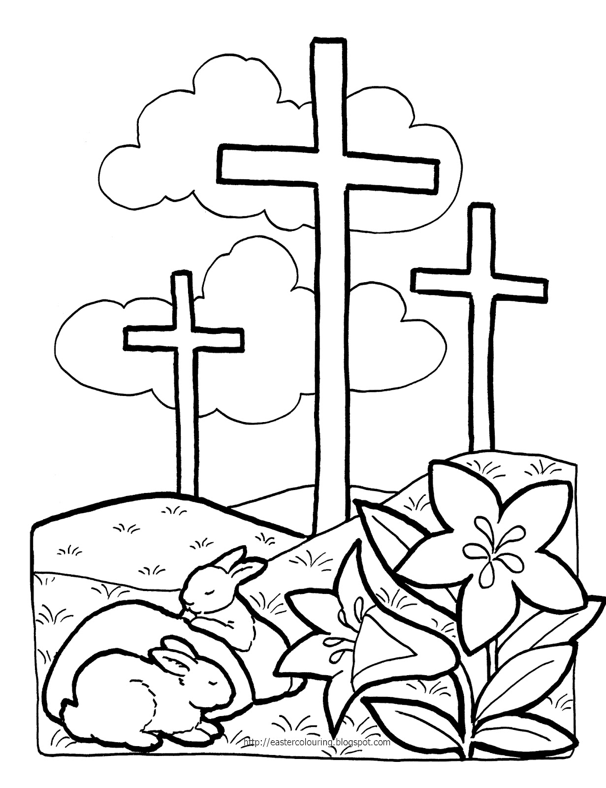 Religious easter clipart black and white happy easter clip art black and white library Spring Clipart Black And White | Free download best Spring Clipart ... clip art black and white library