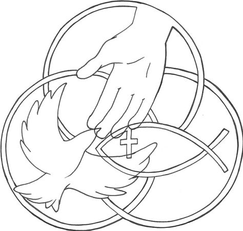 Black and white clipart for united methodist trinity sunday picture library download trinity sunday 2013 | Trinity Sunday | Peace Lutheran Church and The ... picture library download