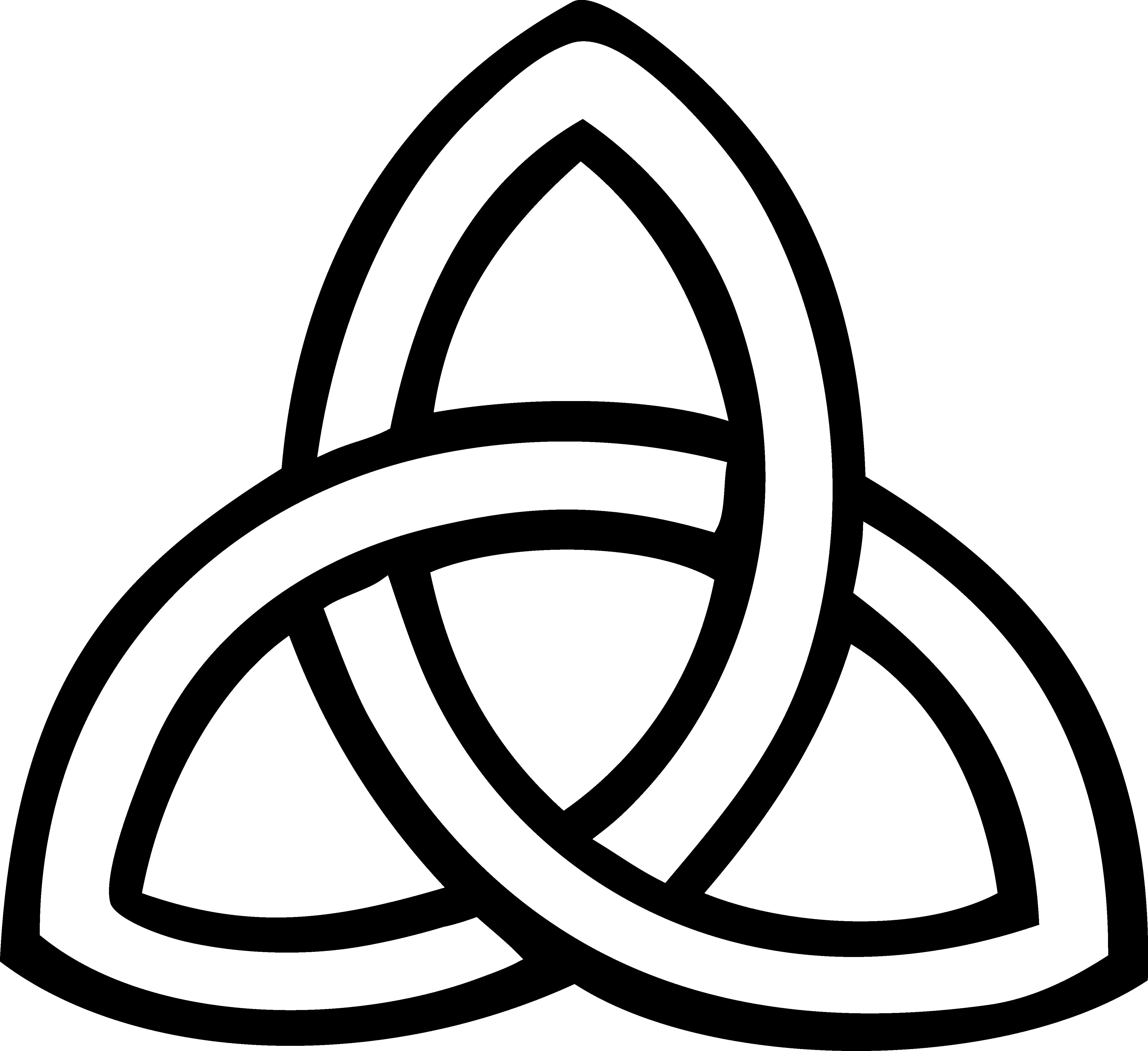 Black and white clipart for united methodist trinity sunday jpg freeuse stock Free Trinity Cliparts, Download Free Clip Art, Free Clip Art on ... jpg freeuse stock