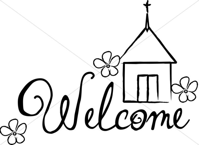 Church Welcome Clipart | Free download best Church Welcome Clipart ... clip art library library
