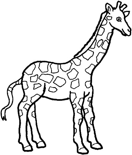 Black and white clipart giraffe clip art stock Giraffe clipart black and white free clipart images 3 - Cliparting.com clip art stock