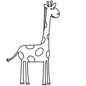 Black and white clipart giraffe vector download giraffe Clip Art Black and White - Bing images | Cricut | Giraffe ... vector download