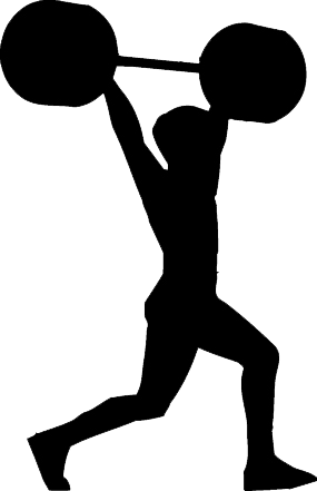 Black and white clipart gymnasium vector freeuse library Free Gymnasium Cliparts, Download Free Clip Art, Free Clip Art on ... vector freeuse library