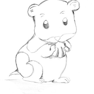 Free Cute Hamsters Cliparts, Download Free Clip Art, Free Clip Art ... clip art black and white download