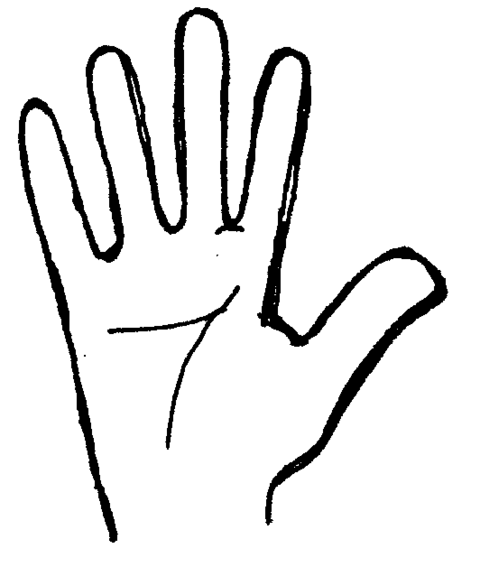 Free clipart images black and white hand image transparent stock Hand Clipart Black And White | Free download best Hand Clipart Black ... image transparent stock