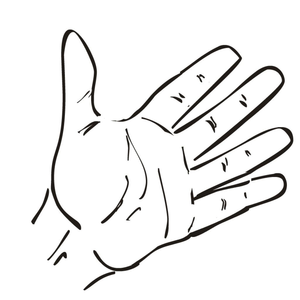 Black and white clipart hand image black and white stock clipart body parts black and white clipart body parts black and ... image black and white stock