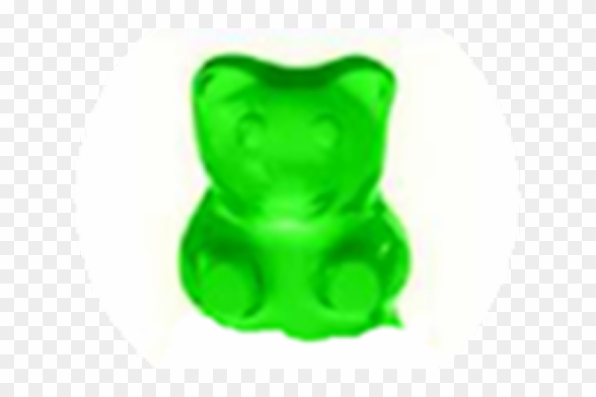 Black and white clipart haribo image royalty free Green Clipart Gummy Bear - Green Haribo Gummy Bear, HD Png Download ... image royalty free